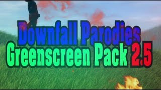Downfall Parodies Greenscreen Pack 2.5