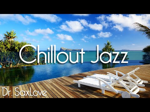 Chillout Jazz  2 Hours Smooth Jazz Saxophone Instrumental Music for Relaxing and Study