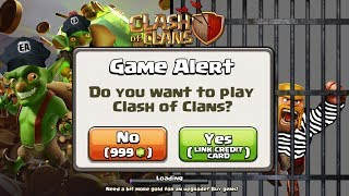 IF CLASH OF CLANS WAS MADE BY EA 2