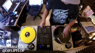 DJ Nabs Break - Scratch Cover