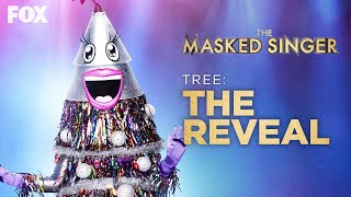 The Tree Is Revealed As Ana Gasteyer | Season 2 Ep. 10 | THE MASKED SINGER