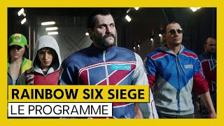 Le Programme - Road to Six Invitational 2020