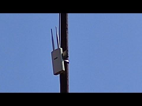 Интернет для дачи и загородного дома с 4G WiFi роутером KuWFi CPF905