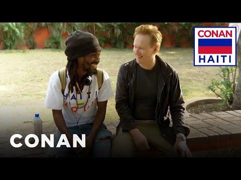 Conan na Haiti #1: Dějiny země