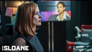 Miss Sloane | Clip - Who