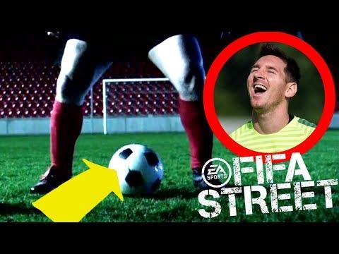 MESSI MI DAL JESLE! ● FIFA STREET [NAZ5]