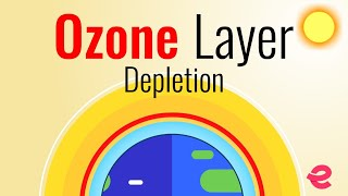 What is the ozone layer depletion | Extraclass.com