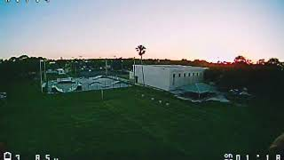 Freestyle with the micro #fpv #fpvdrone #dvr #freestyledrone #freestyle
