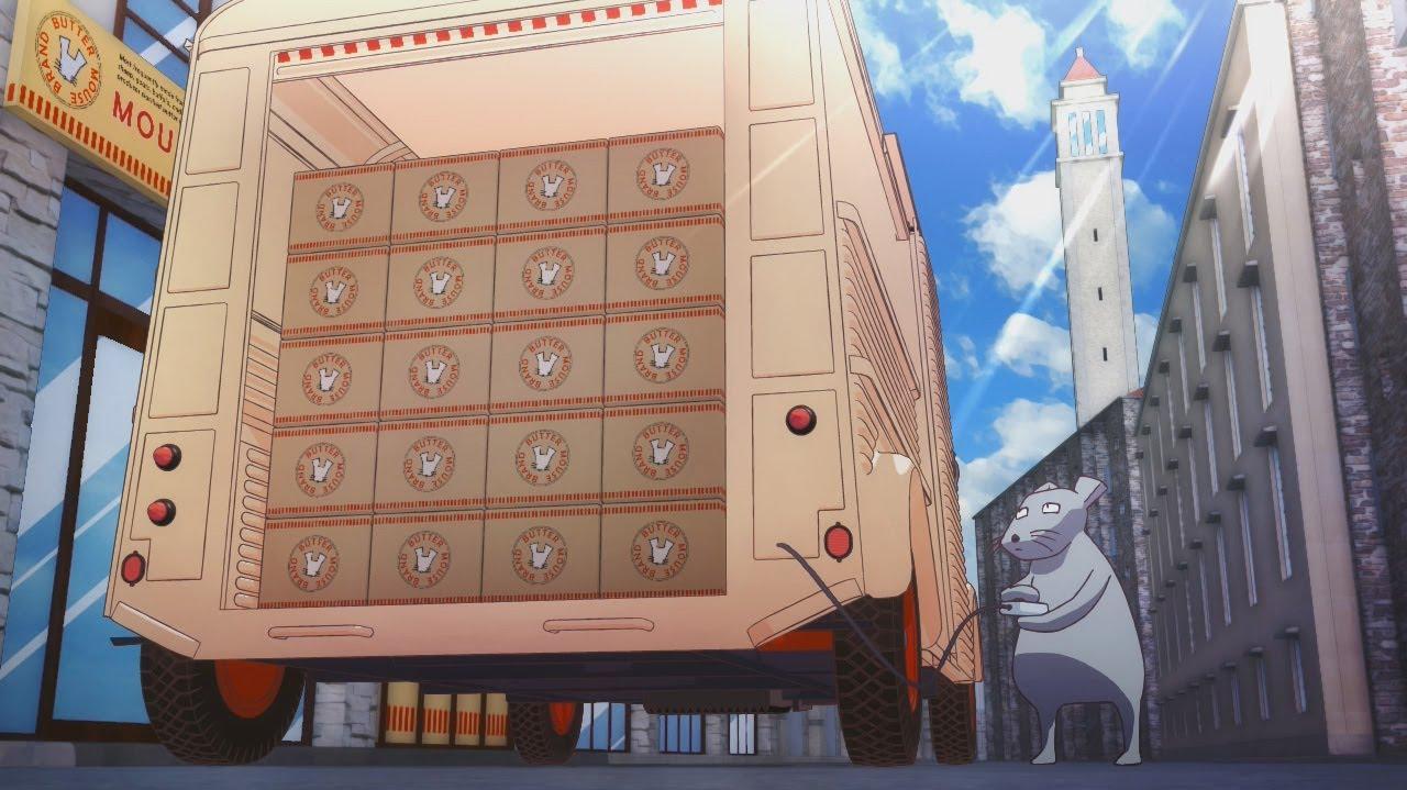 Independent Anime 恋するネズミ