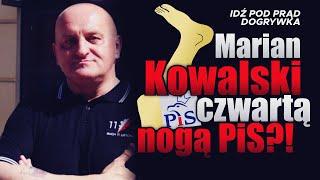 Marian Kowalski czwartą nogą PiS?! SERWIS INFORMACYJNY