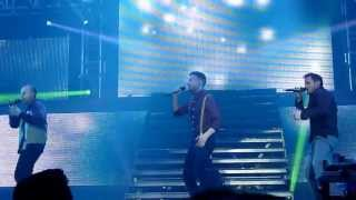 The Big Reunion Tour (HD) 911 - Party People..Friday Night (2013, Capital FM Arena, Nottingham)