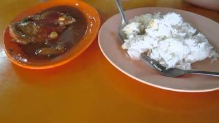 preview picture of video 'Pork Chop Rice, P2, Super Kinta, Ipoh, Food Hunt'