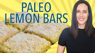 paleo lemon cake almond flour