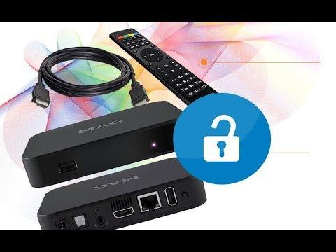 Прошивка и снятие op key операторской блокировки ключа с всей линейки IPTV STB приставок MAG 255 250