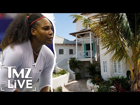 [TMZ] Serena Williams: Real Estate Woman!