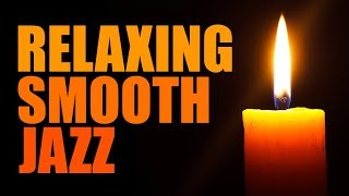 Candlelight Soft Jazz  Smooth Jazz Saxophone Instrumental Music