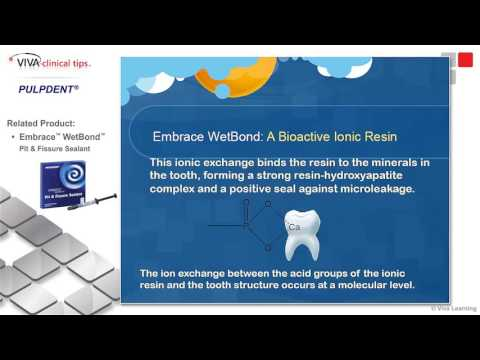 Embrace Pit & Fissure Sealant Product Video