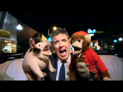 Craig Ferguson had the best intro/theme song out of all the talk show hosts.