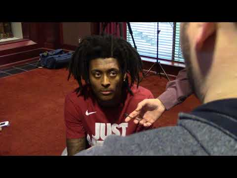 John Petty reacts to NCAA seeding, Virginia Tech as an opponent