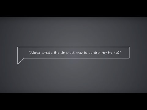 Control4 and Alexa Voice Control