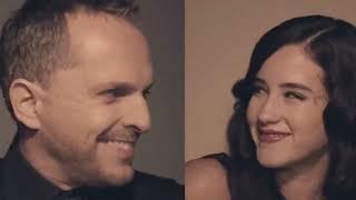 Miguel Bosé & Ximena Sariñana - Aire Soy