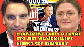 """Prawdziwe fakty o """"Fakcie"""", """"Onecie"""", """"Newsweeku"""". Kto jest właścicielem? Niemcy czy Eskimosi?"""