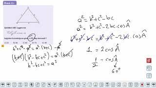 Eğitim Vadisi 11.Sınıf Matematik 3.Föy Trigonometrik Fonksiyonlar 2 Konu Anlatım Videoları
