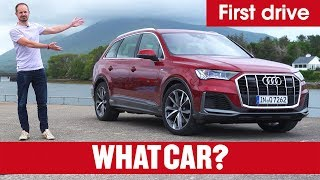 2020 Audi Q7 facelift review – has Audi ruined its biggest SUV? | What Car?