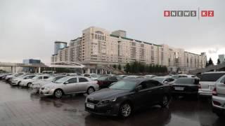Погода в Астане 18.07.2017