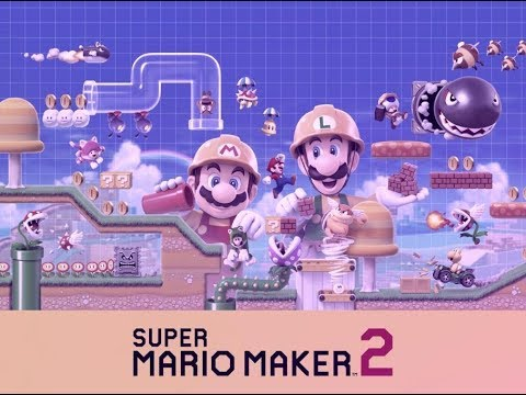 Super Mario Maker 2 levels! #1 WHAT HAVE I GOT MYSELF INTO?? Level requests?
