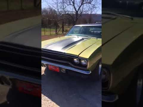 Video of '70 Road Runner - MZWC