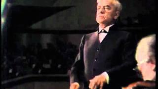 Richard Strauss: Eine Alpensinfonie/Gewitter und Sturm, Abstieg - Karajan