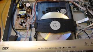 Ремонт блока питания DVD плеера