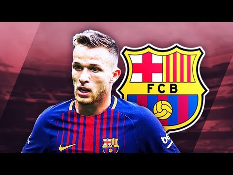 ARTHUR - Welcome To Barcelona - Sublime Skills, Tackles & Passes - 2017 (HD) Mp3
