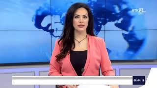 RTK3 Lajmet e orës 08:00 05.06.2020