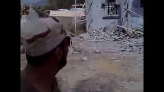 preview picture of video 'قائد المجنونة  في جازان في الجابري حرب الحوثيين } - YouTube YouTube'