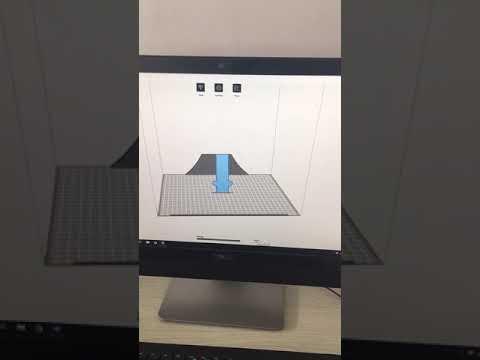 Qidi Tech X-Max Network Port Printing