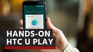 HTC U Play – Hands-on (deutsch)