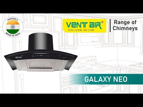 Galaxy Neo Ventair Kitchen Chimney