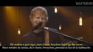 Ed Sheeran - New Man (Sub Español + Lyrics)