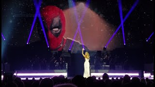 Celine Dion   Ashes   LIVE For The First Time! (Deadpool 2 Theme)   May 22nd, 2018