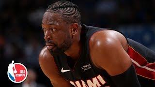 Dwyane Wade, Goran Dragic lead Heat past Thunder | NBA Highlights