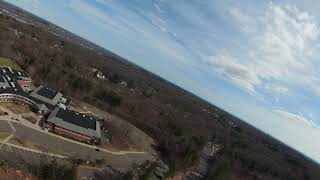 4th Flight DJI FPV Shelton Highschool