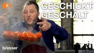 Tomaten Training: Sebastian schuftet für die perfekte Industrie-Soße