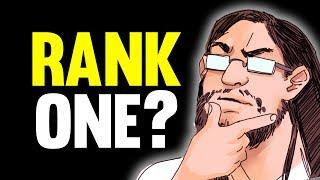 Imaqtpie - RANK ONE SOON? & NEW CATCHPHRASE?