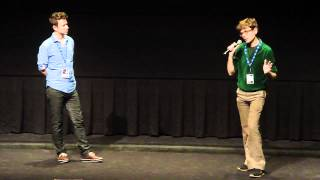 I Want Your Love - Director Q&A at Inside Out LGBT Film Festival Toronto 2012