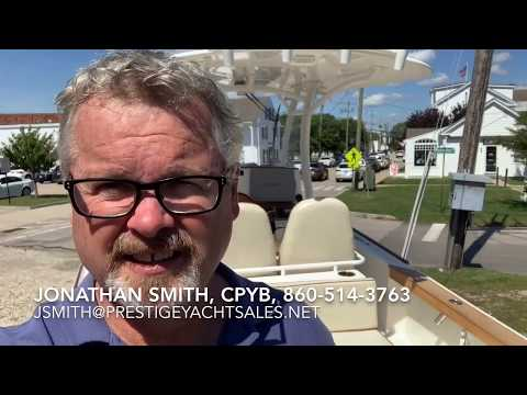 Hunt Yachts Surfhunter 25 CC video