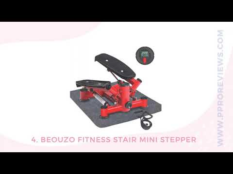 Top 10 Best Mini Steppers Reviews