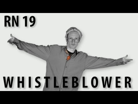 WHISTLEBLOWER - feat. Edward Snowden & Glen Greenwald [RAP NEWS 19]