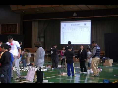 【東日本大震災復興祈念】東宮城野小学校・岩切小学校けん玉